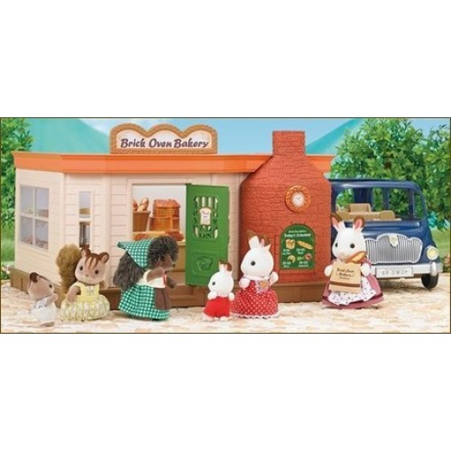 Buy Sylvanian Families Brick Oven Bakery Online By Wwwall99com