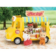 Sylvanian Families Hot Dog Van