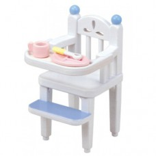 Sylvanian Families Baby High Chair White