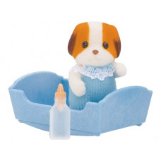 Sylvanian Families Chiffon Dog Baby Boy