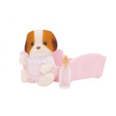 Sylvanian Families Chiffon Dog Baby Girl