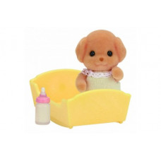 Sylvanian Families Toy Poodle Baby