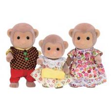 Sylvanian Families Darwin Monkey Family