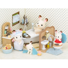Sylvanian Families Bathroom Set