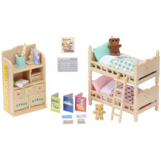 Sylvanian Families Children Bedroom Furniture Set