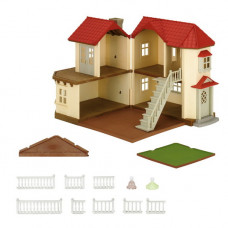 Sylvanian Families City House with Lights / Beechwood Hall House