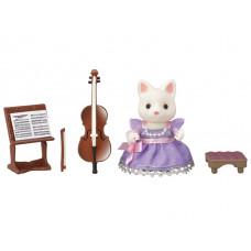 Sylvanian Families Town Series - Cello Concert Set