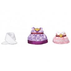 Sylvanian Families Town Series - Dress Up Set Purple and Pink