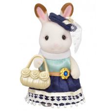Sylvanian Families Town Girl Series - Chocolate Rabbit