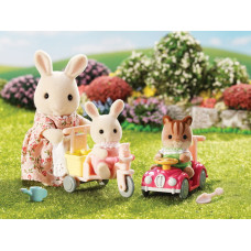 Sylvanian Families Babies Ride and Play Set