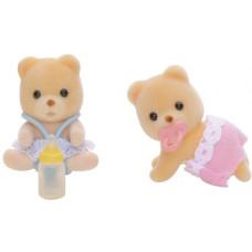 Sylvanian Families Petite Bear Twin Babies