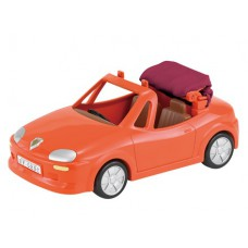 Sylvanian Families Red Convertible Car